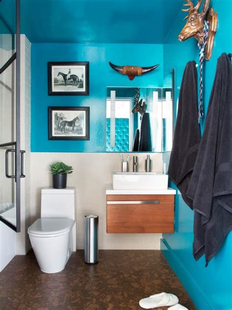 accent tiles for bathroom 10 paint color ideas for small bathrooms diy