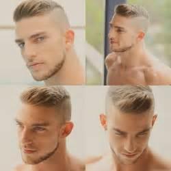 coupe cheveux homme dessus court cotã la coupe de cheveux banane 52 variantes en photos