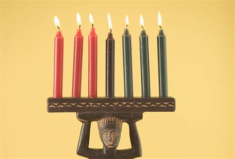 kwanzaa candle holder the seven princples of kwanzaa in teen fiction the hub