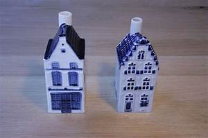 Collection of 11 items of original old KLM houses - Catawiki