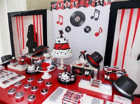 michael birthday decorations michael jackson birthday ideas estilo