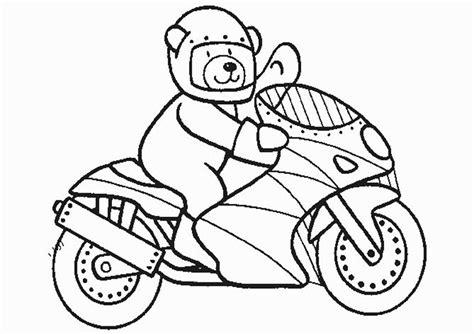 Alle jungs lieben autos, aber auch motorräder. Ausmalbilder motorrad kostenlos - Malvorlagen zum ...