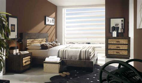 chambre en bambou lit futon bambou rumba