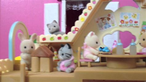 calico critters a day at the rainbow nursery 876 | maxresdefault