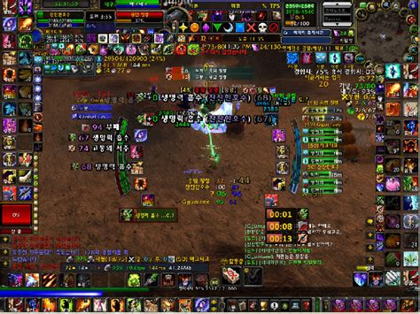 nostalrius begins quality wow vanilla realm  view topic whats  ui
