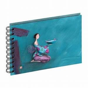 Album Photo Traditionnel à Coller : panodia album photo traditionnel ga lle boissonnard bleu ~ Melissatoandfro.com Idées de Décoration