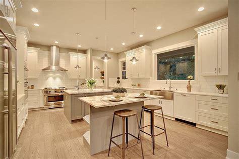 butcher block kitchen islands 27 amazing island kitchens design ideas