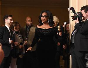 Oprah Winfrey's generational speech at the 2018 Golden Globes