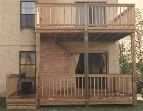 executive upgrades residential remodeling gallery  decks