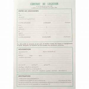 Contrat De Colocation Meuble DIGPRES