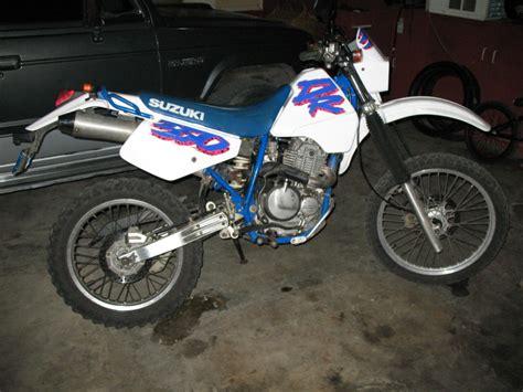 suzuki dr 350 motos dirt biking offroad and wheels