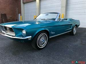 1968 Ford Mustang Convertible 289 c.i automatic - Kloompy