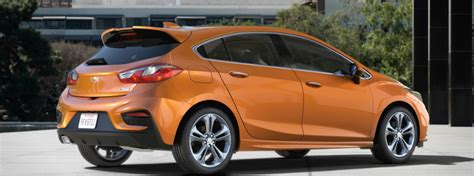 Does The Chevy Cruze Have A Hatchback Model?