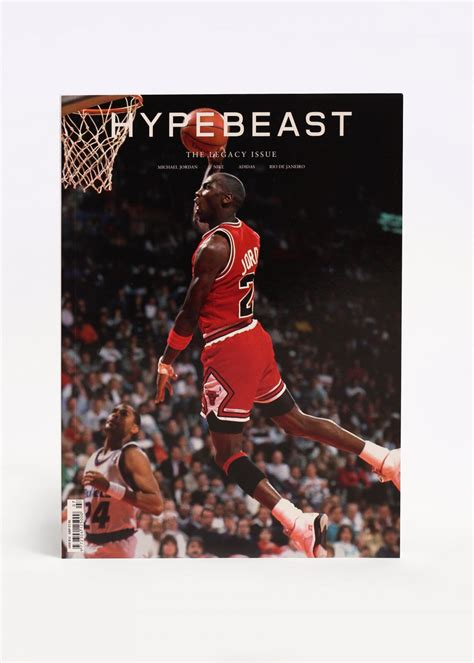 Hypebeast Issue 7 The Legacy Issue Uk
