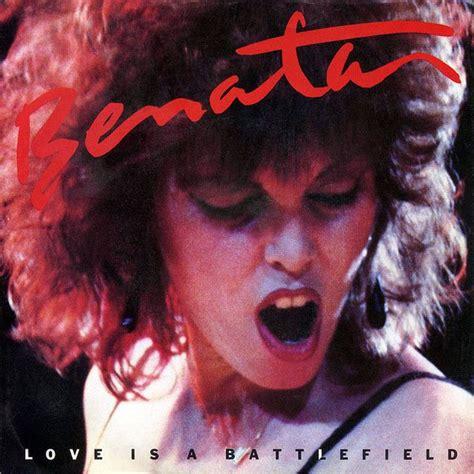 Kiss from a Rose: Pat Benatar