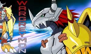 WarGreymon Digimon Adventure