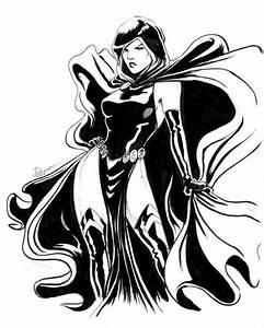 1000 Images About Raven Comic Book Pin Up On Pinterest