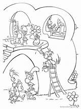 Seuss Coloring Ham Dr Eggs Busy Printable Working Bettercoloring sketch template