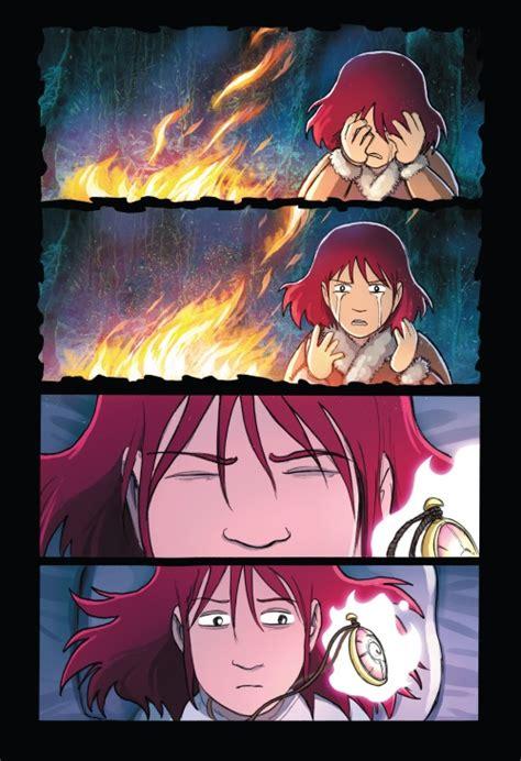 amulet vol  firelight  kazu kibuishi