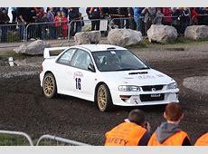 Subaru Impreza WRC Slowly Sideways UK