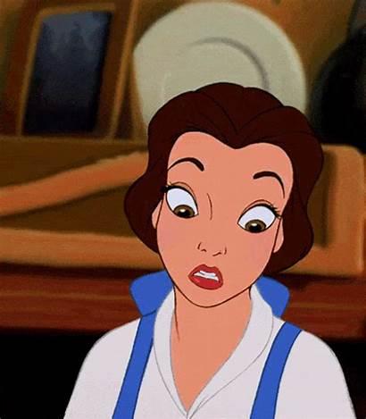 Belle Beast Disney Gifs Giphy Stinky Smelly