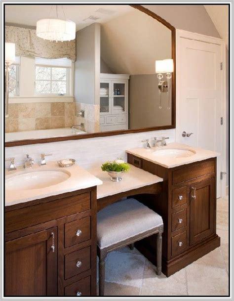 double sink bathroom vanity  makeup table bathroom