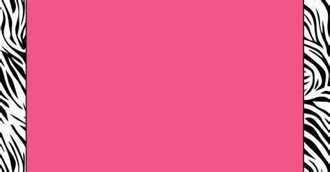 square pink  black zebra background boarder paparazzi