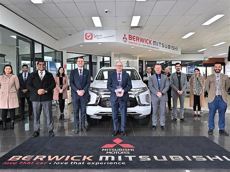 Mitsubishi announces top performing dealers | GoAuto