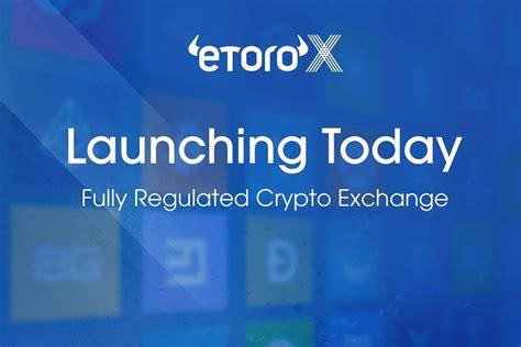 Etoro Launches Etorox Exchange And 8 Custom Stablecoins