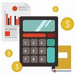 Icon Accounting Icons Finance Calculator Homework Library
