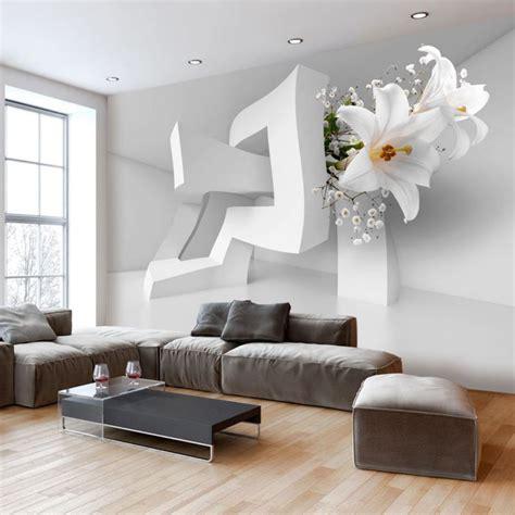 3d Tapete Vlies by Details Zu Fototapete 3d Optik Vlies Tapete Blumen