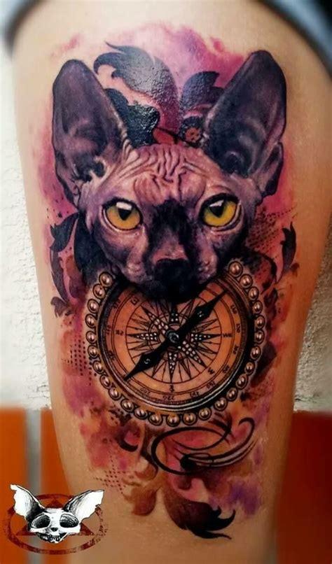 pin  michael queen  tattoos tattoos sphinx tattoo