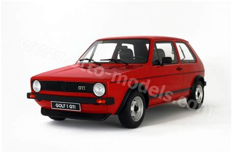 Mobil Volkswagen Golf by Volkswagen Golf 1 Gti By Otto Mobile 1 12 Scale Choice
