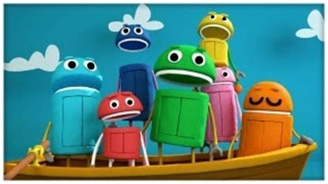 Row Row Your Boat Cocomelon by Quot Row Your Boat Quot Classic Songs By Storybots автомобили на