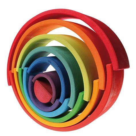 grimms rainbow  pieces