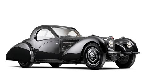 Type 57s were built from 1934 through 1940, with a total of 710 examples produced. 1937 Bugatti Type 57S Coupe Specs Wallpaper