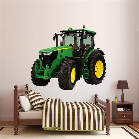Deere Tractor Bedroom Decor by Deere 7280r Tractor Wall Decal Shop Fathead 174 For