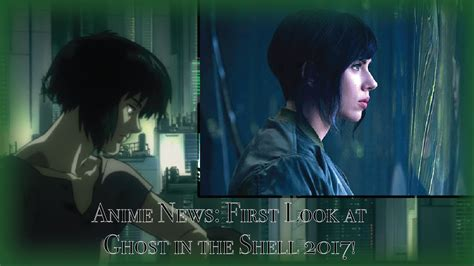 2017 Anime Wallpaper - ghost in the shell 2017 wallpapers hq ghost in