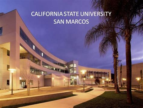 Cal State San Marcos To Offer Meeting And Event Planning