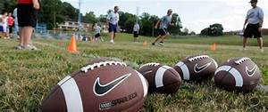 Sleepaway Summer Football Camps For Children and Teens