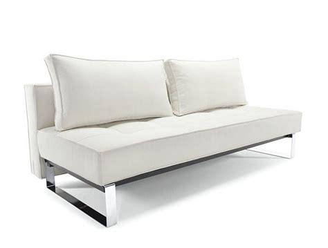 canape convertble canape lit design supreme deluxe blanc convertible 200 140cm