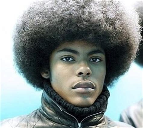 Coiffures Afro Homme  Inspiration En Images