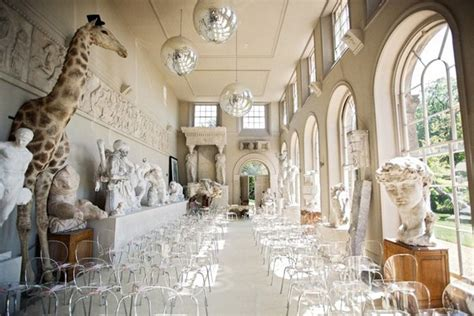 wedding seating trends ghost chairs receptions wedding