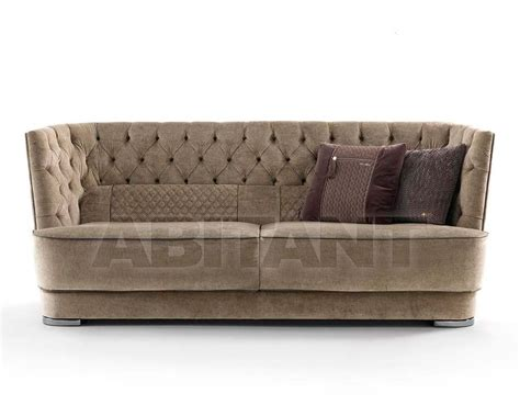 Sofa Gori Light Beige Vittoria Frigerio By Frigerio