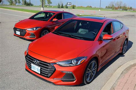 2017 Hyundai Elantra Sport First Drive Review: Is 'Sport ...
