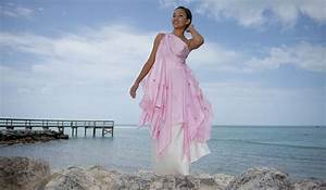 Look book for christina custom silk beach wedding for Resort wear dresses for weddings