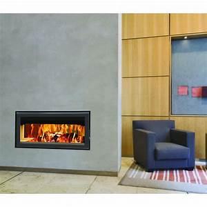 Insert A Bois Vissable : insert bois pour surface de 13 m2 l100 x p56 x h 48 8 ~ Melissatoandfro.com Idées de Décoration