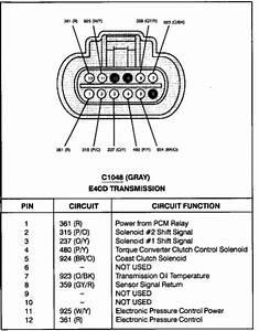 In Need Of Borg Warner 13-56 Plug Wiring Diagram
