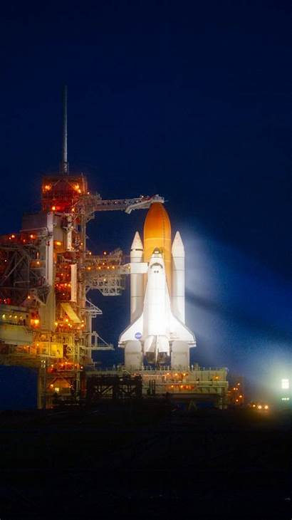 Space Shuttle Atlantis Vehicles Mobile