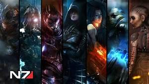 Mass Effect Animated Wallpaper WallpaperSafari